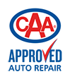 CAA Approved Auto Repair Service Centre Faclity